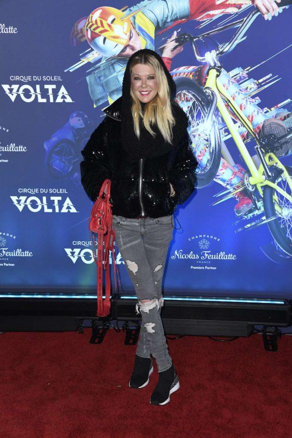 Tara Reid - Cirque du Soleil 'Volta' Premiere in Los Angeles