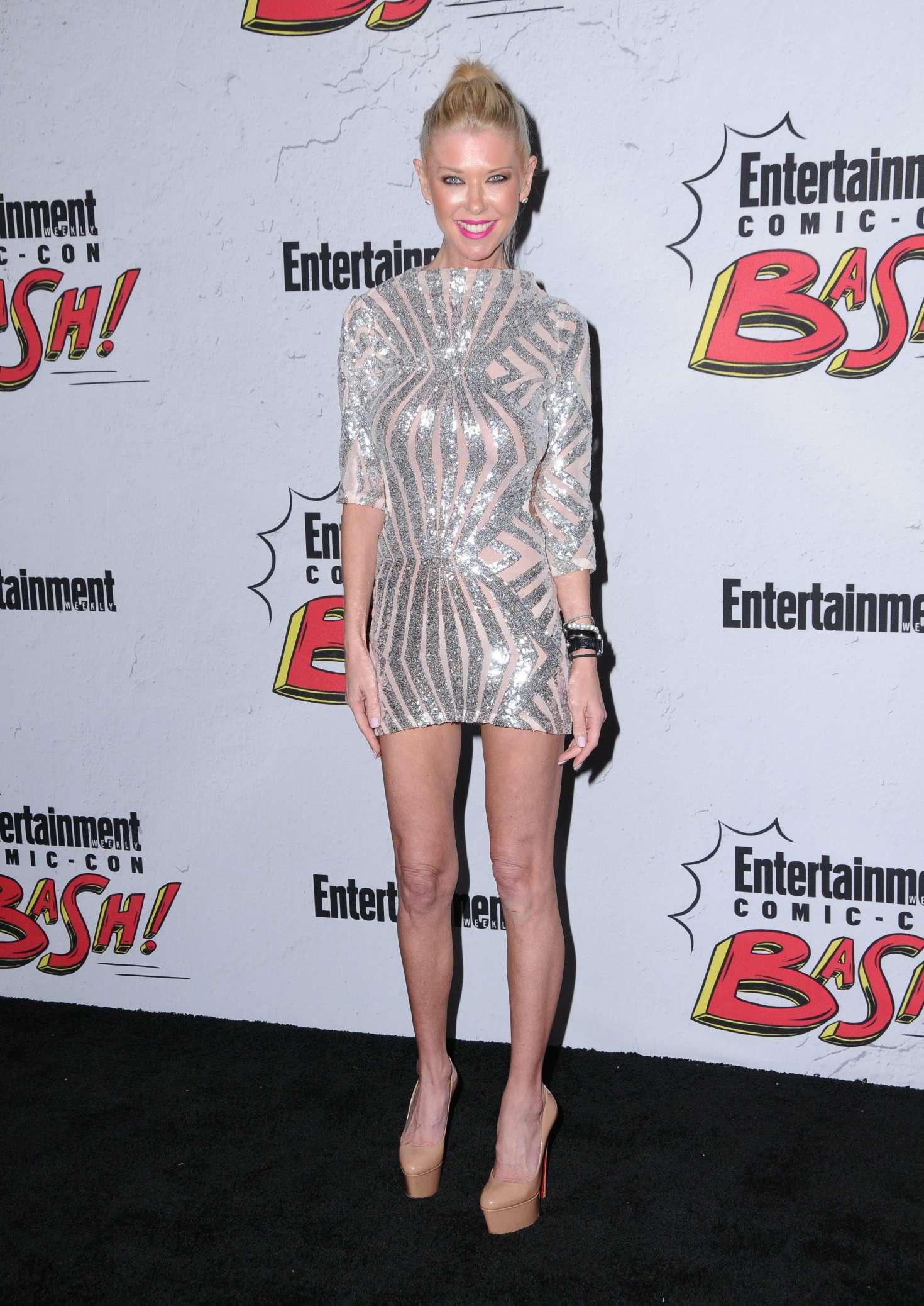 Tara Reid - Entertainment Weekly Party at 2017 Comic-Con ...