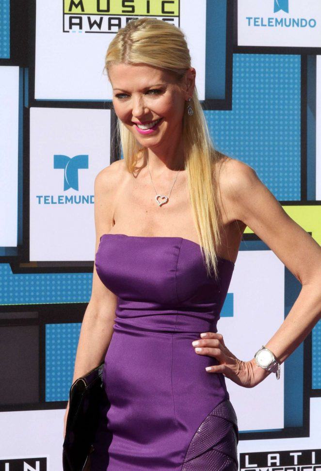 Tara Reid - Latin American Music Awards 2016 in Los Angeles