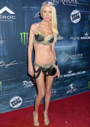 Tara Reid - Maxim Halloween Party 2016 in Los Angeles