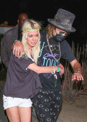 Tara Reid - Neon Carnival at Coachella in Indio