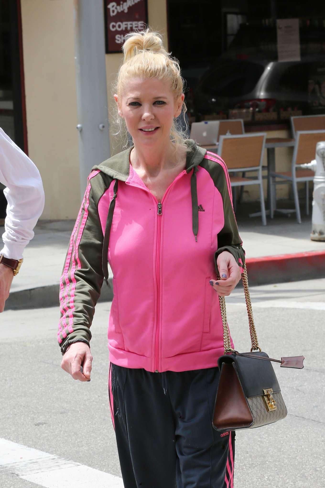 Tara Reid 2019 : Tara Reid: Out for breakfast in Beverly Hills-08