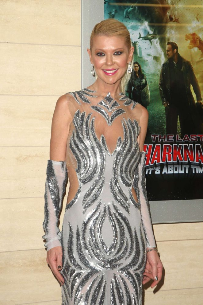 Tara Reid – 'The Last Sharknado: It's About Time' Premiere in LA