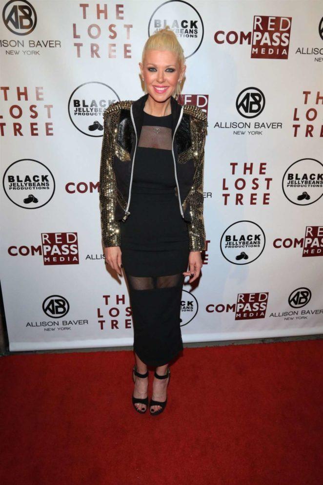 Tara Reid - 'The Lost Tree' Premiere in Los Angeles