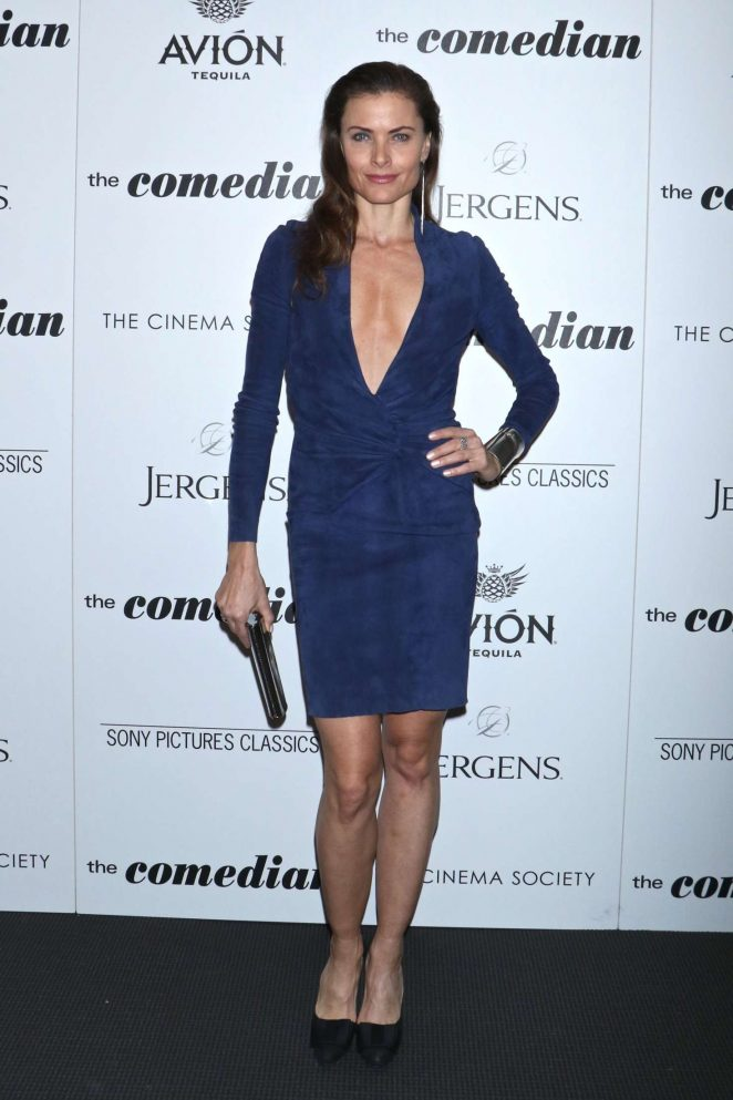 Tara Westwood - 'The Comedian' Screening in New York
