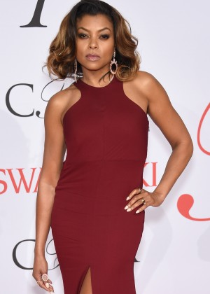 Taraji P. Henson - 2015 CFDA Fashion Awards in NYC