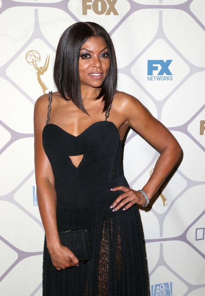 Taraji P. Henson - 2015 Emmy Awards Fox After Party in LA