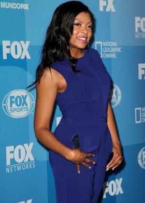 Taraji P. Henson - 2015 FOX Programming Presentation in NYC