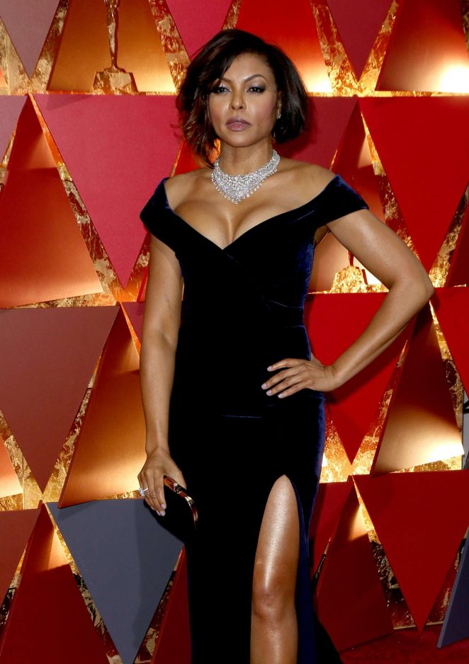 Taraji P. Henson - 2017 Academy Awards in Hollywood
