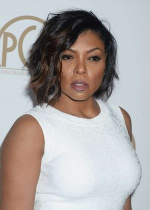 Taraji P. Henson - 2017 Annual Producers Guild Awards in Los Angeles