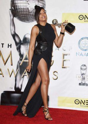 Taraji P. Henson - 48th NAACP Image Awards in Pasadena