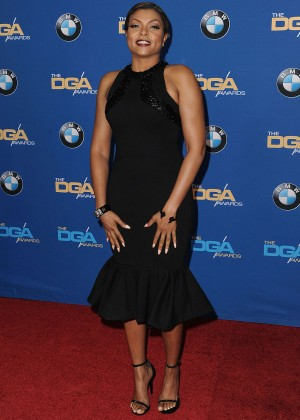 Taraji P. Henson at 2015 Directors Guild Of America Awards in Century City