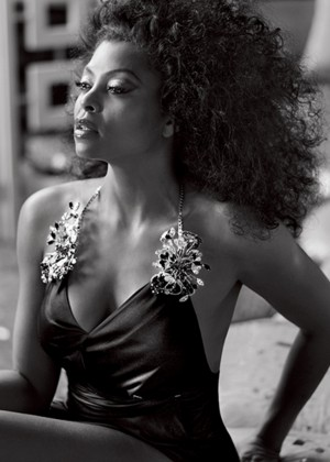 Taraji P.Henson - Allure US Magazine (July 2015)