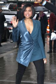 Taraji P. Henson - Arrives at 2019 Variety's Power of Women in NYC