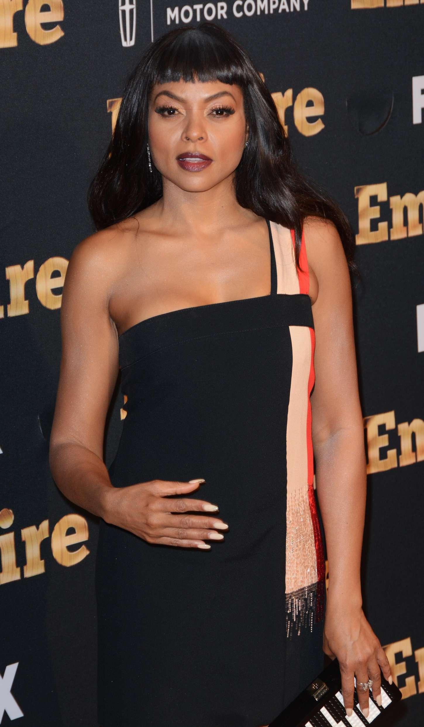 Taraji P. Henson - 'Empire' Season 2 Premiere in NYC