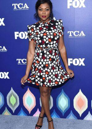 Taraji P. Henson - FOX 2016 Summer TCA All-Star Party in West Hollywood
