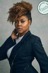 Taraji P. Henson - PEOPLE Magazine – 'Most Beautiful' (May 2020)