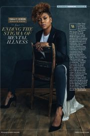 Taraji P. Henson - People US Magazine (October 2019)