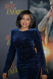 Taraji P. Henson - 'The Best Of Enemies' Premiere in New York