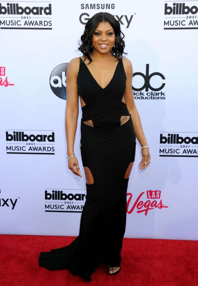 Taraji P. Hensona - Billboard Music Awards 2015 in Las Vegas