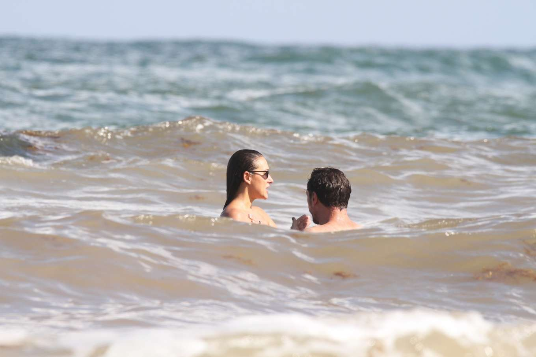Tasya Teles 2019 : Tasya Teles – In bikini enjoying a day in Tulum Beach-08