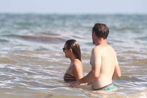 Tasya Teles 2019 : Tasya Teles – In bikini enjoying a day in Tulum Beach-14