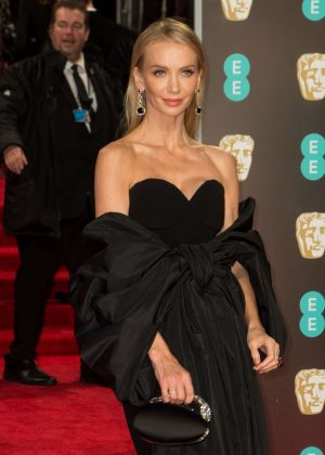 Tatiana Korsakova - 2018 BAFTA Awards in London