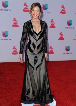 Tatiana Liary - 2015 Latin Grammy Awards in Las Vegas