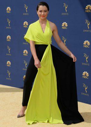 Tatiana Maslany - 2018 Emmy Awards in LA
