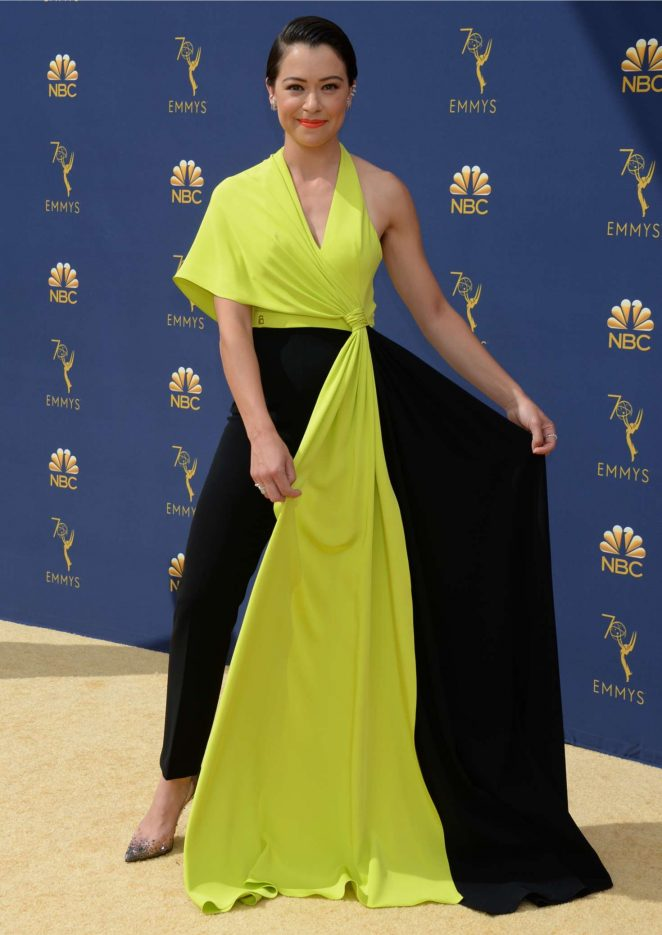 Tatiana Maslany - 2018 Emmy Awards in LA