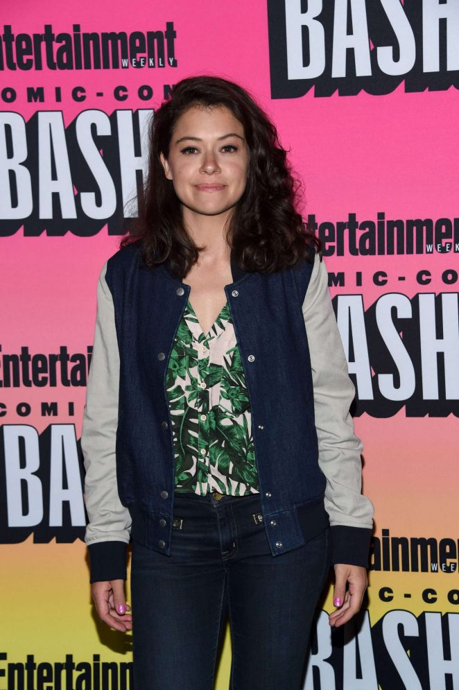 Tatiana Maslany - Entertainment Weekly Annual Comic-Con Party 2016 in San Diego