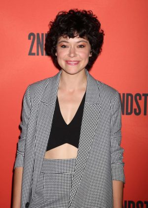 Tatiana Maslany - Mary Page Marlowe Off-Broadway Opening Night Arrivals in NYC