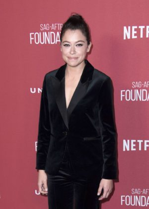 Tatiana Maslany - SAG-AFTRA Foundation's Patron of the Artists Awards in Beverly Hills