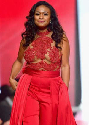Tatyana Ali - American Heart Association's Go Red for Women Red Dress Collection 2018 in NY