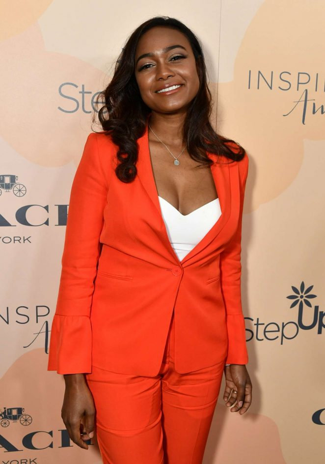 Tatyana Ali – Inspiration Awards 2017 in Los Angeles