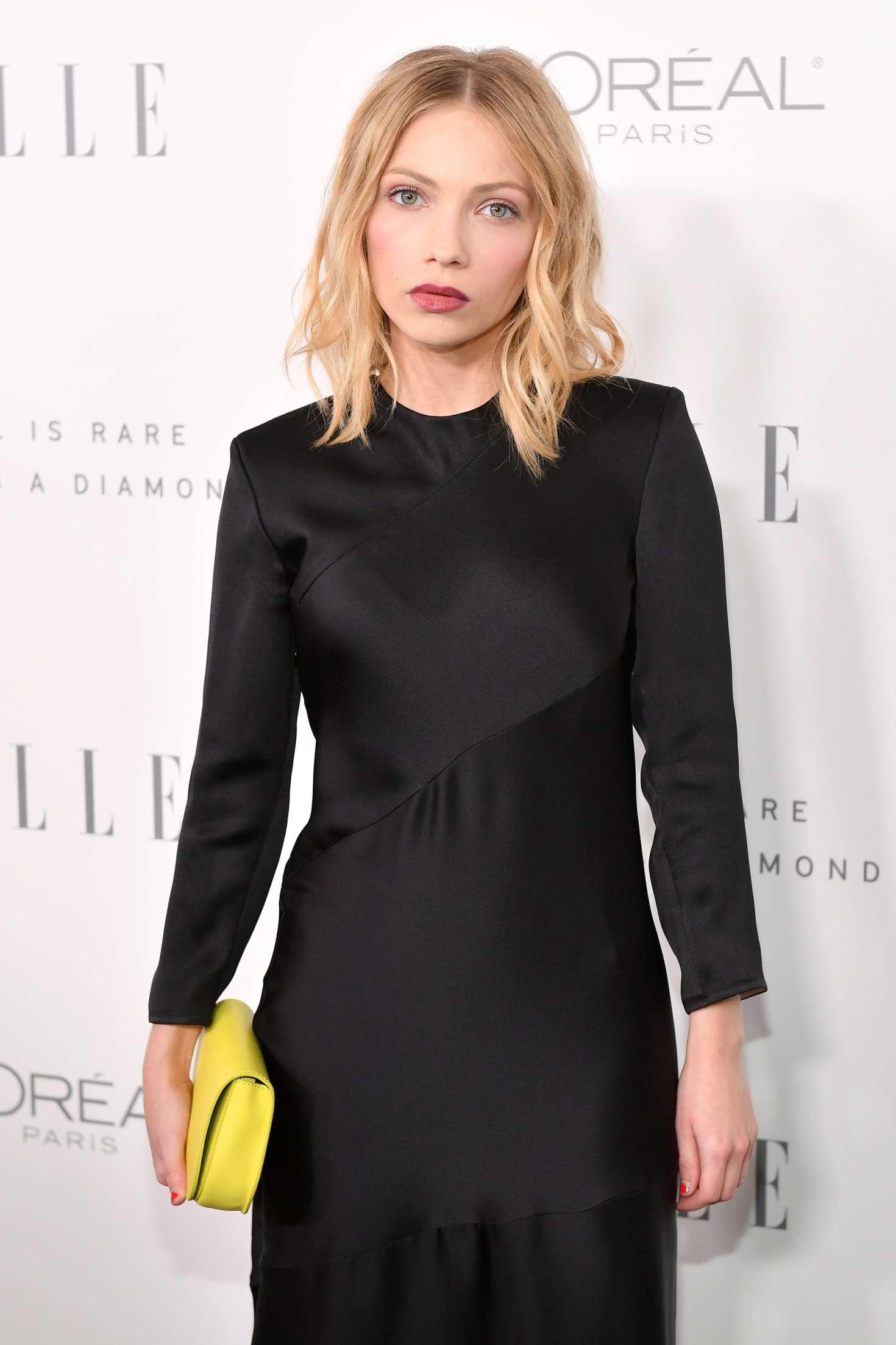 Tavi Gevinson - ELLE's 24th Annual Women in Hollywood ...