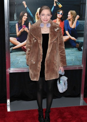 Tavi Gevinson - 'How To Be Single' Premiere in New York City