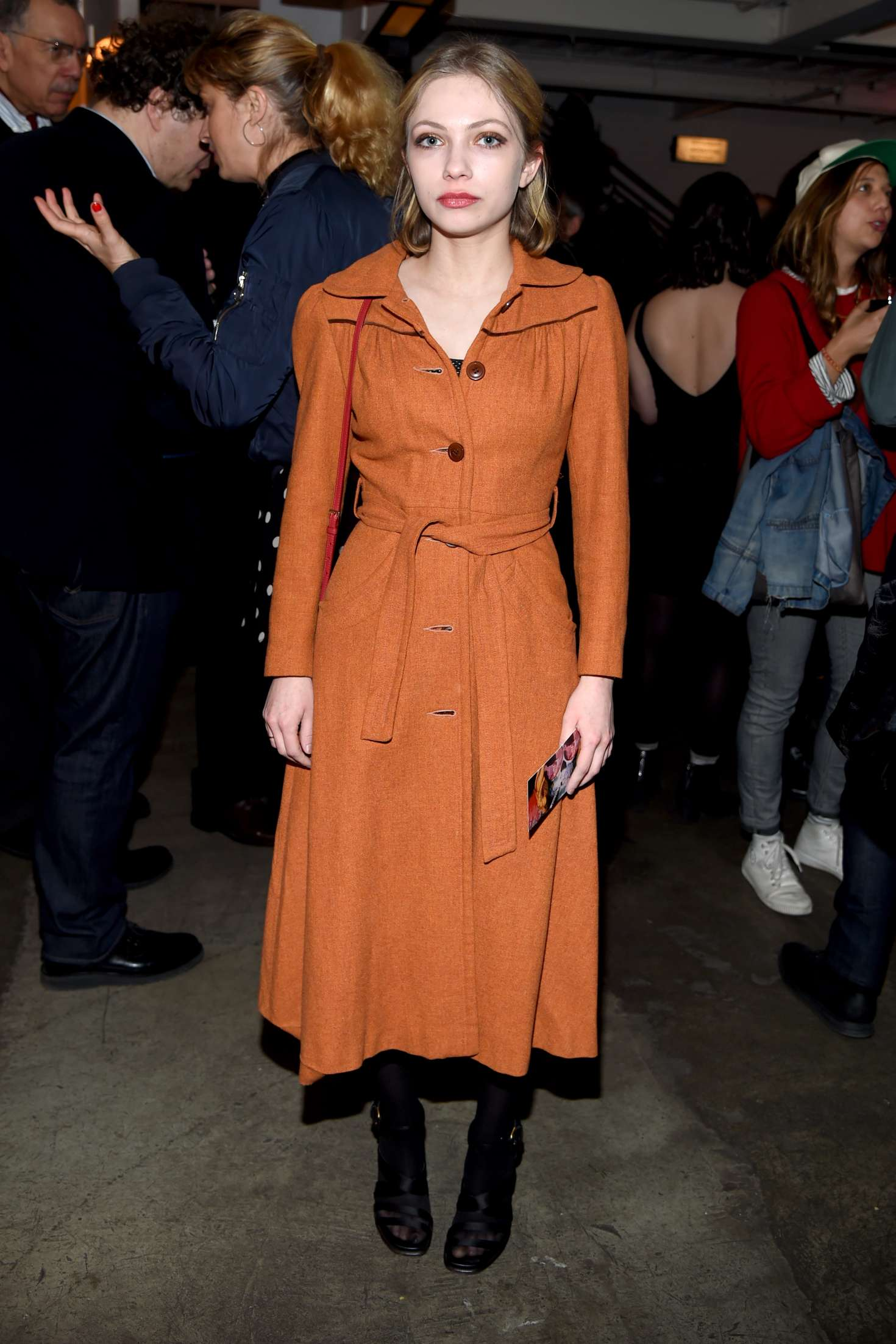 Tavi gevinson metrograph naked (29 photos), Is a cute Celebrity image