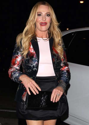 Taylor Armstrong at Craig's Restaurant in West Hollywood