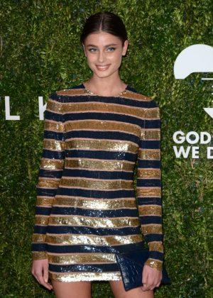 Taylor Hill - 2016 God's Love We Deliver Golden Heart Awards Dinner in NY