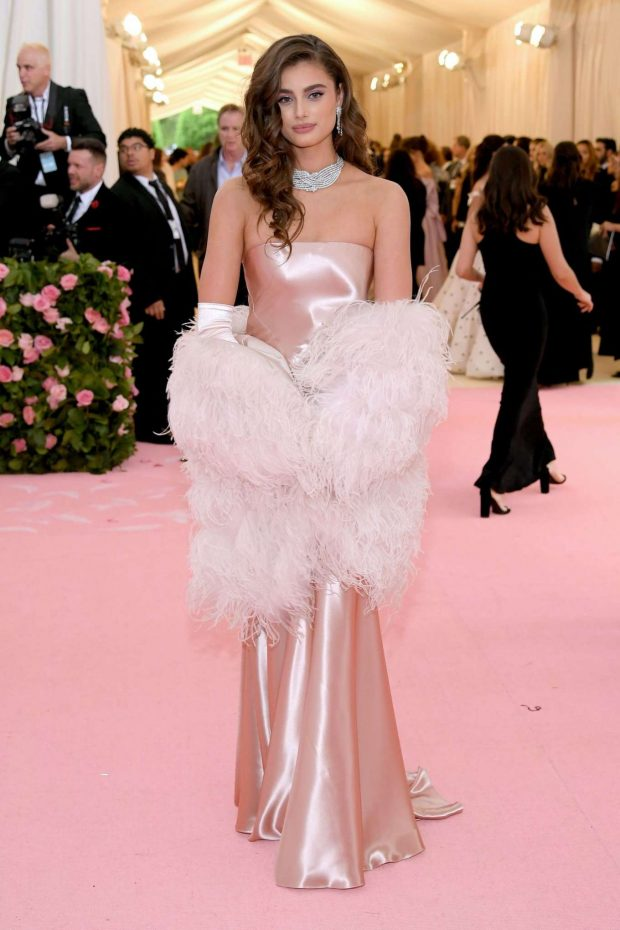 Taylor Hill - 2019 Met Gala in NYC