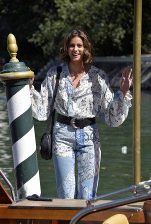 Taylor Hill - Arrives at 2020 Venice Film Festival in Venice