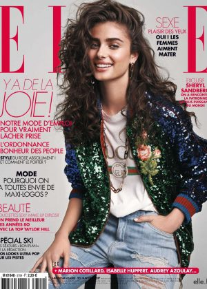 Taylor Hill - Elle France Magazine (January 2017)