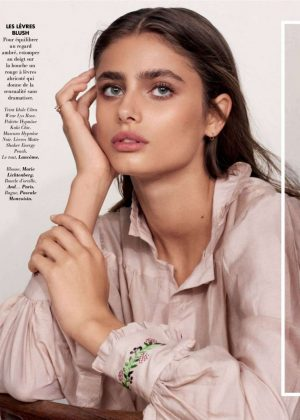 Taylor Hill - Glamour Magazine (March 2017)