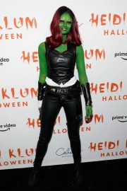 Taylor Hill – Heidi Klum's2019 Halloween Party in New York