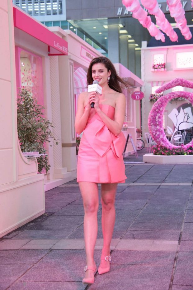 Taylor Hill - Lancome Promotional Event in Hong Kong