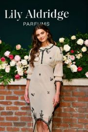 Taylor Hill - Lily Aldridge Parfums Launch Event in NYC