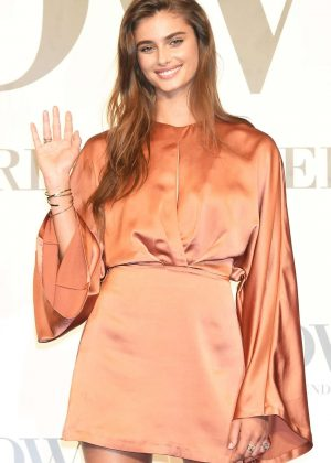 Taylor Hill - 'Lowya' Press Conference in Tokyo