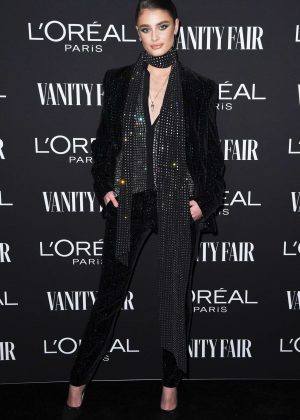 Taylor Hill - Vanity Fair and L'Oreal Paris Celebrate New Hollywood in LA