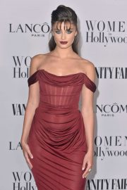 Taylor Hill - Vanity Fair and Lancome Women In Hollywood Celebration in West Hollywood
